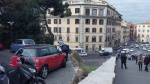 MINI in Rome, Italy
