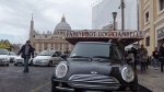 MINI at the Vatican.