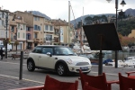 MINI in Cassis, France